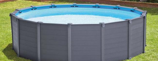 Kunststof opzetzwembad plaatsen prijs tips advies for Zwembad kunststof