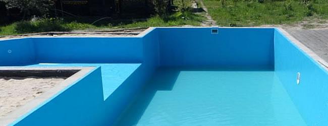 Bouwkundig zwembad bouwen for Kostprijs polyester zwembad