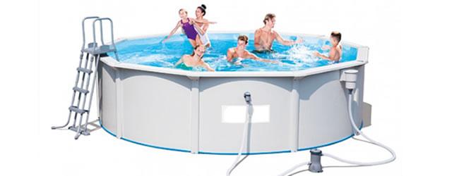 Opzet zwembad plaatsen in metaal hout en kunststof for Opzet zwembad rechthoek