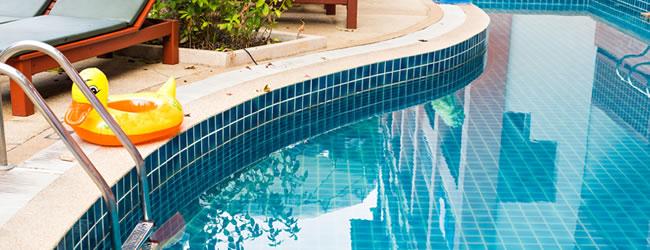 Beroemd Zwembad met tegels bouwen: prijs, tips & advies - ZwembadAanleg.net NE78