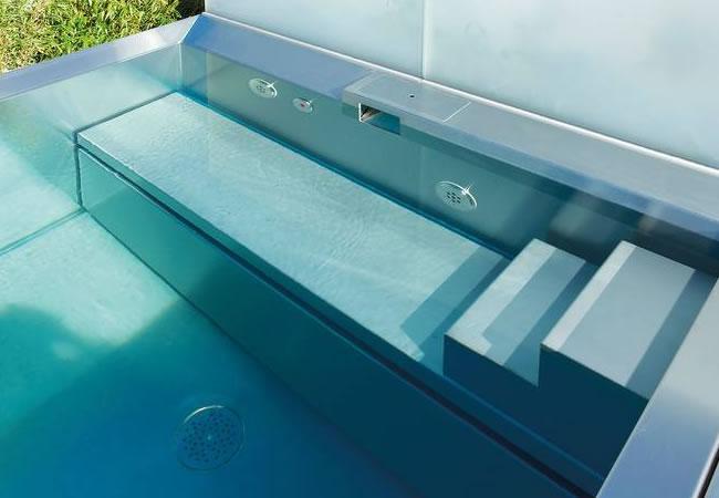 Zwembad Laten Bouwen : Inox zwembad bouwen prijs tips advies zwembadaanleg